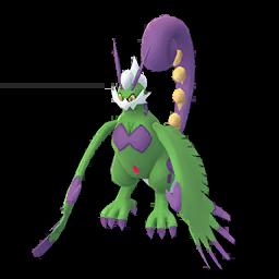 Modèle de Boréas - Pokémon GO