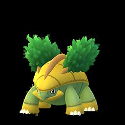 Boskara - Évolution de Tortipouss