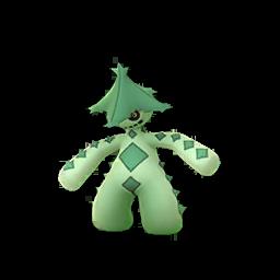 Sprite femelle de Cacturne - Pokémon GO