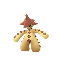 Pokémon cacturne-s