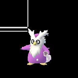 Modèle shiny de Cadoizo - Pokémon GO