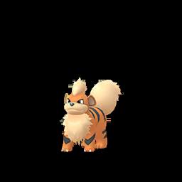 Sprite  de Caninos - Pokémon GO