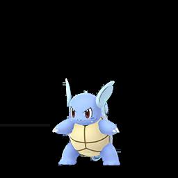 Modèle de Carabaffe - Pokémon GO