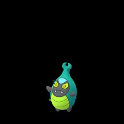 Sprite chromatique de Carabing - Pokémon GO