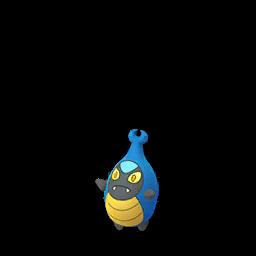 Sprite  de Carabing - Pokémon GO