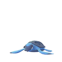 Modèle de Carapagos - Pokémon GO