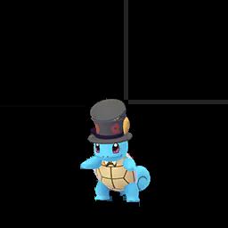 Sprite de Carapuce - Pokémon GO