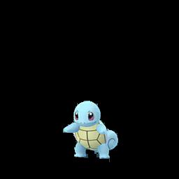 Sprite chromatique de Carapuce - Pokémon GO