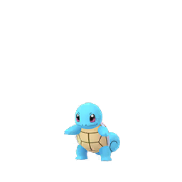 Modèle de Carapuce - Pokémon GO