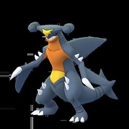 Sprite femelle chromatique de Carchacrok - Pokémon GO