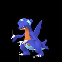 Sprite femelle chromatique de Carmache - Pokémon GO