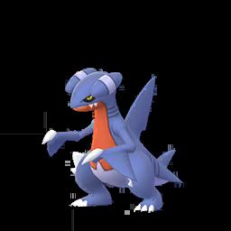 Sprite femelle de Carmache - Pokémon GO