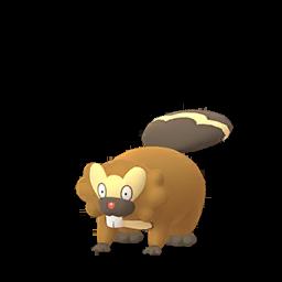 Sprite femelle de Castorno - Pokémon GO