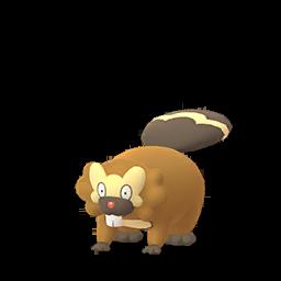 Pokémon castorno