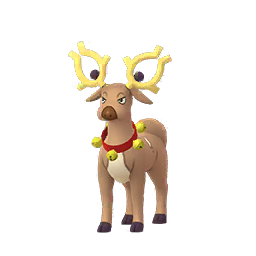 Pokémon cerfrousse-collier
