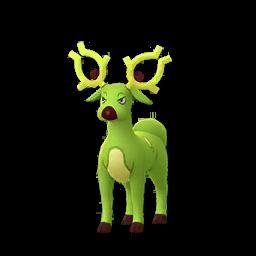 Pokémon cerfrousse-s