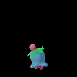 Sprite chromatique de Ceriflor (Temps Couvert) - Pokémon GO