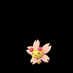 Sprite  de Ceriflor - Pokémon GO