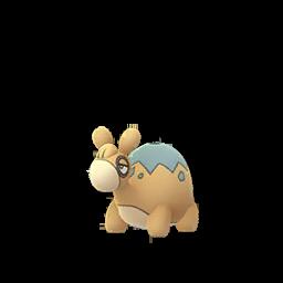 Sprite femelle chromatique de Chamallot - Pokémon GO