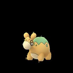 Sprite femelle de Chamallot - Pokémon GO