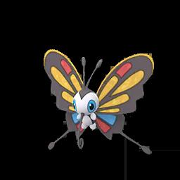 Sprite  de Charmillon - Pokémon GO