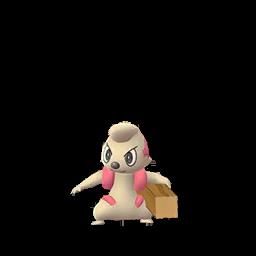Sprite  de Charpenti - Pokémon GO