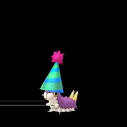 Sprite chromatique de Chenipotte - Pokémon GO