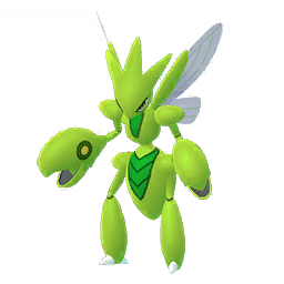 Sprite femelle chromatique de Cizayox - Pokémon GO