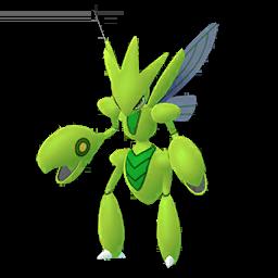 Pokémon cizayox-s