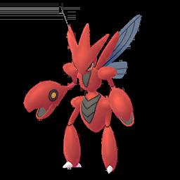 Pokémon cizayox