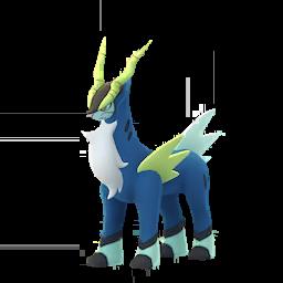 Sprite chromatique de Cobaltium - Pokémon GO