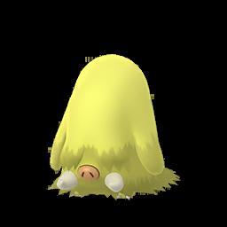 Sprite femelle chromatique de Cochignon - Pokémon GO