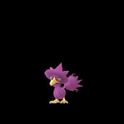 Sprite femelle chromatique de Cornèbre - Pokémon GO