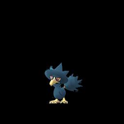 Sprite femelle de Cornèbre - Pokémon GO