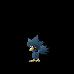 Modèle de Cornèbre - Pokémon GO