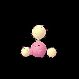 Sprite chromatique de Cotovol - Pokémon GO