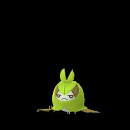Sprite chromatique de Couverdure - Pokémon GO