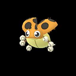 Sprite femelle chromatique de Coxy - Pokémon GO