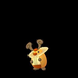Sprite femelle chromatique de Crikzik - Pokémon GO