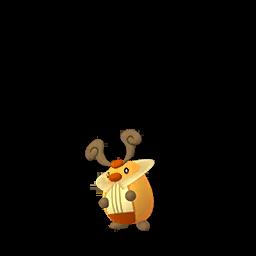 Sprite mâle chromatique de Crikzik - Pokémon GO