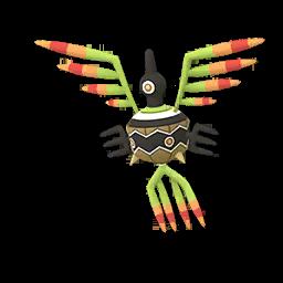 Sprite chromatique de Cryptéro - Pokémon GO