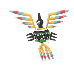 Modèle de Cryptéro - Pokémon GO