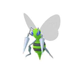 Sprite chromatique de Dardargnan - Pokémon GO