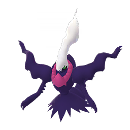 Sprite chromatique de Darkrai - Pokémon GO