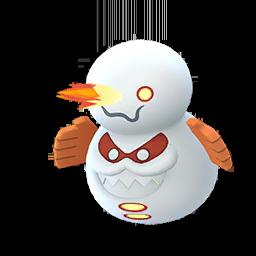 Sprite  de Darumacho - Pokémon GO