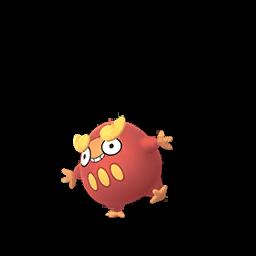 Modèle de Darumarond - Pokémon GO