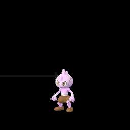 Sprite  de Debugant - Pokémon GO