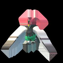 Sprite  de Déflaisan - Pokémon GO