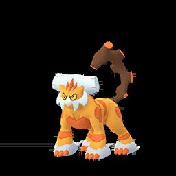 Sprite mâle chromatique de Démétéros (Forme Totémique) - Pokémon GO