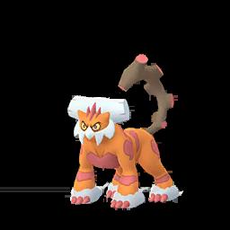 Modèle de Démétéros - Pokémon GO